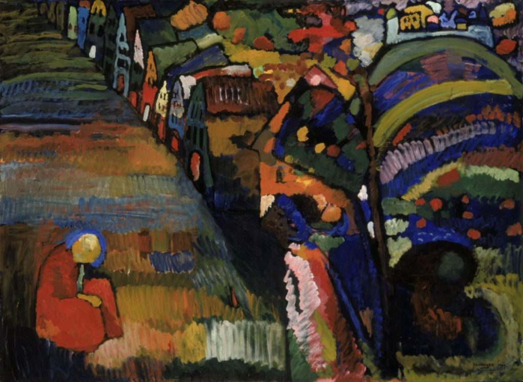 Amsterdam to Restitute Kandinsky to Heirs After Years-Long Dispute – ARTnews.com