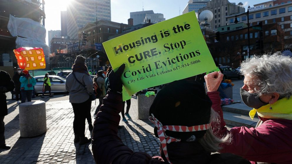 Anxious tenants await assistance as evictions resume