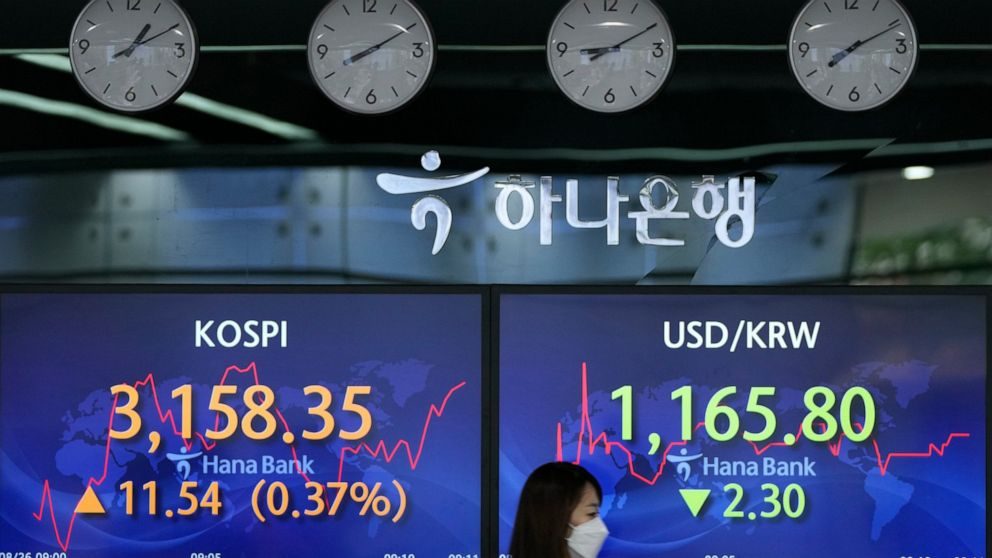 Asian stocks mixed ahead of possible Fed guidance