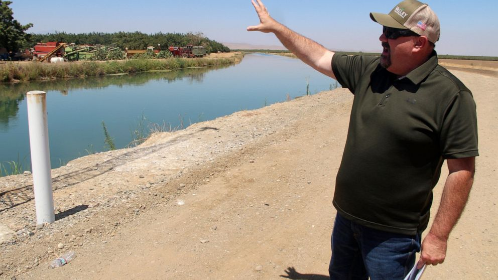 California moves slowly on water projects amid drought
