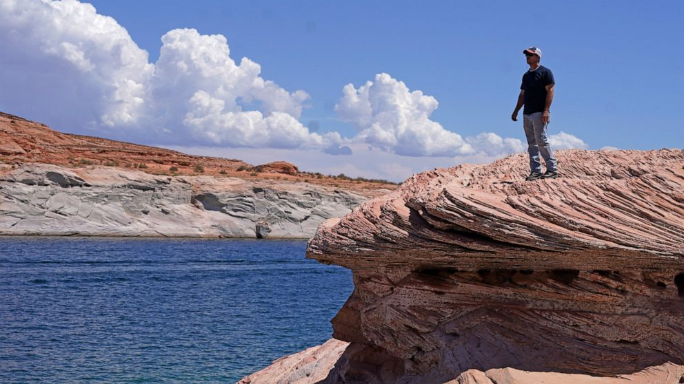 Recreation at risk as Lake Powell dips to historic low