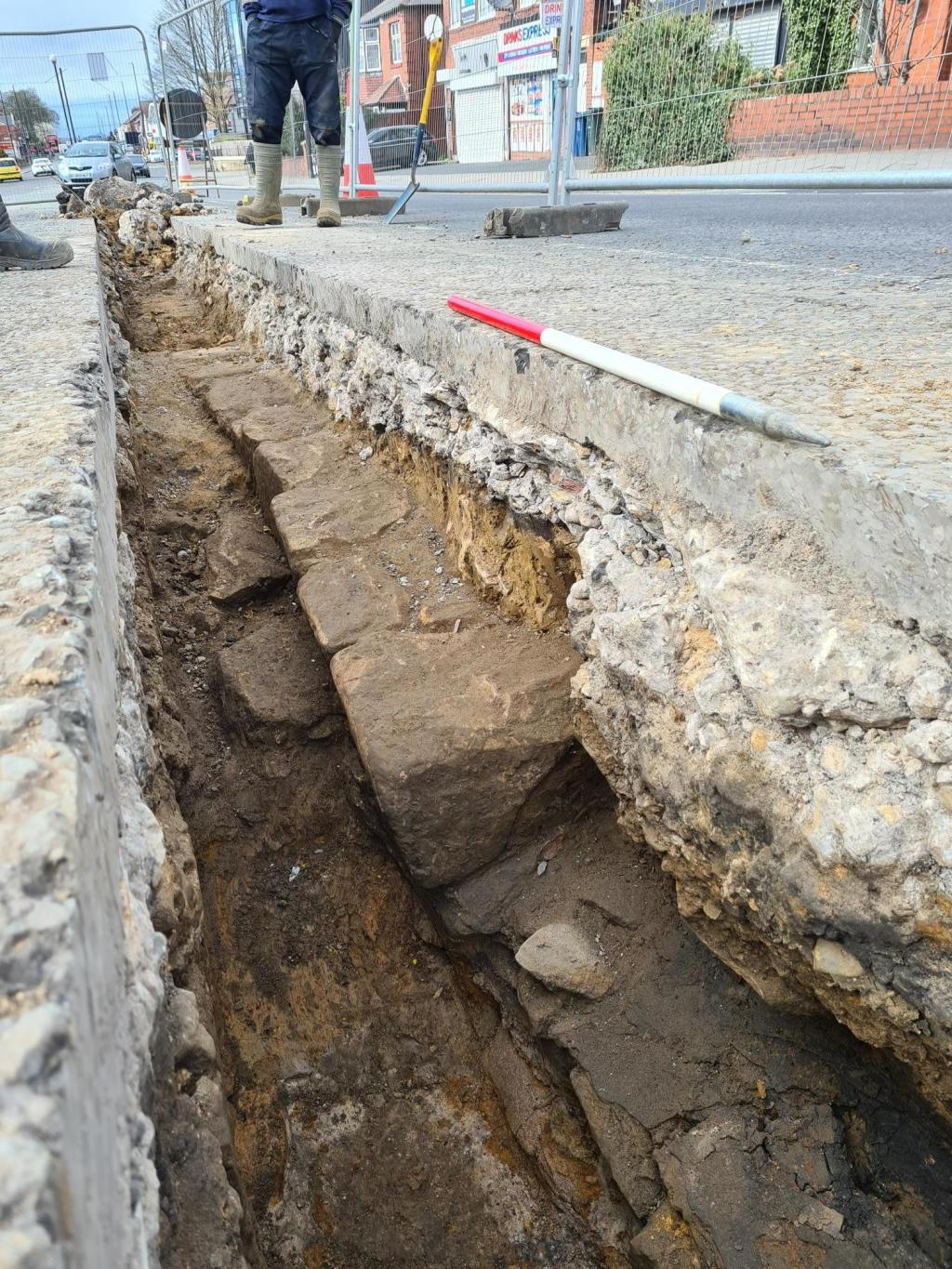 Section of 1,900-Year-Old Hadrian's Wall Uncovered – ARTnews.com