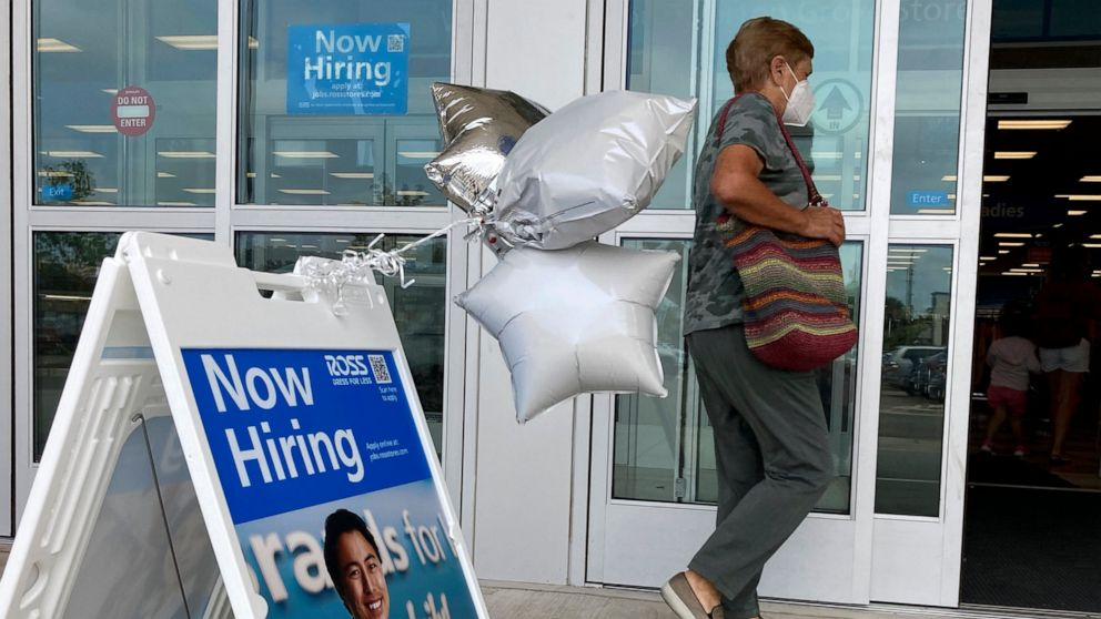 US likely enjoyed hiring spree in July as economy rebounds