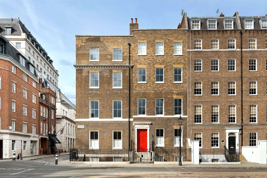 Anish Kapoor Asks $26 M. for One of Central London's Largest Homes – ARTnews.com