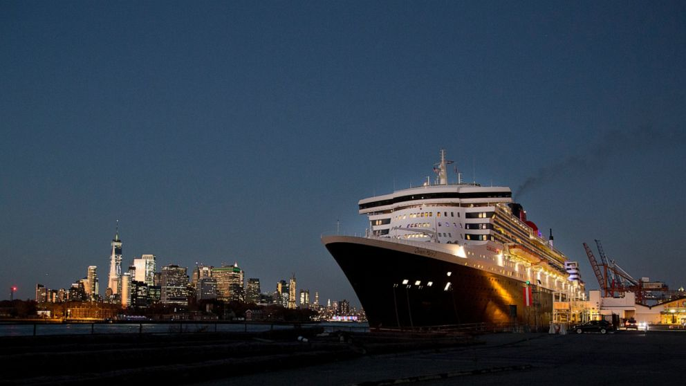 Cunard cancels 4 cruises, delays return of the Queen Mary 2