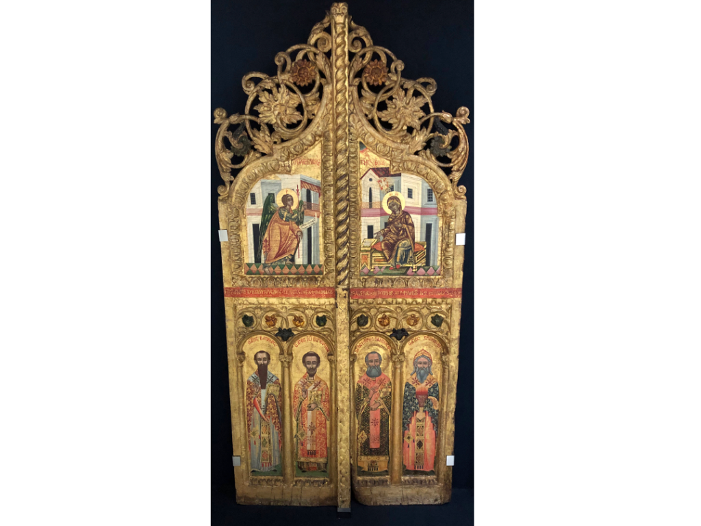 Looted 18th-Century Church Doors Restituted to Cyprus – ARTnews.com