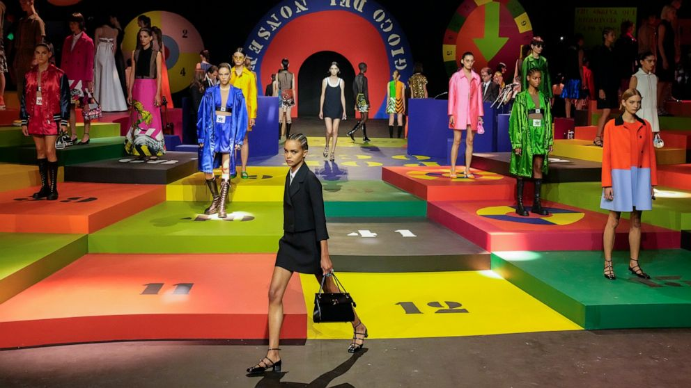 Paris ready-to-wear makes comeback with Dior, Saint Laurent