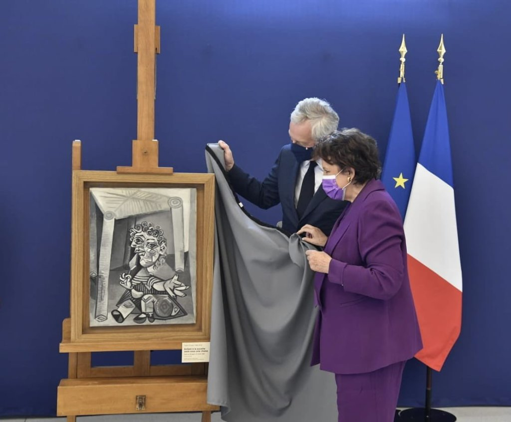 Picasso's Daughter Trades Nine Artworks with France to Settle Tax Bill – ARTnews.com