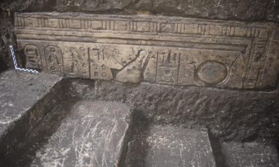 Ritualistic Tools Found at Egypt's Temple of the Pharaohs – ARTnews.com