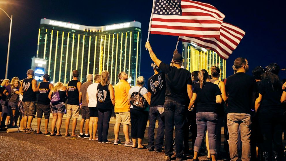 4th year since Las Vegas massacre: 'Be there for each other'