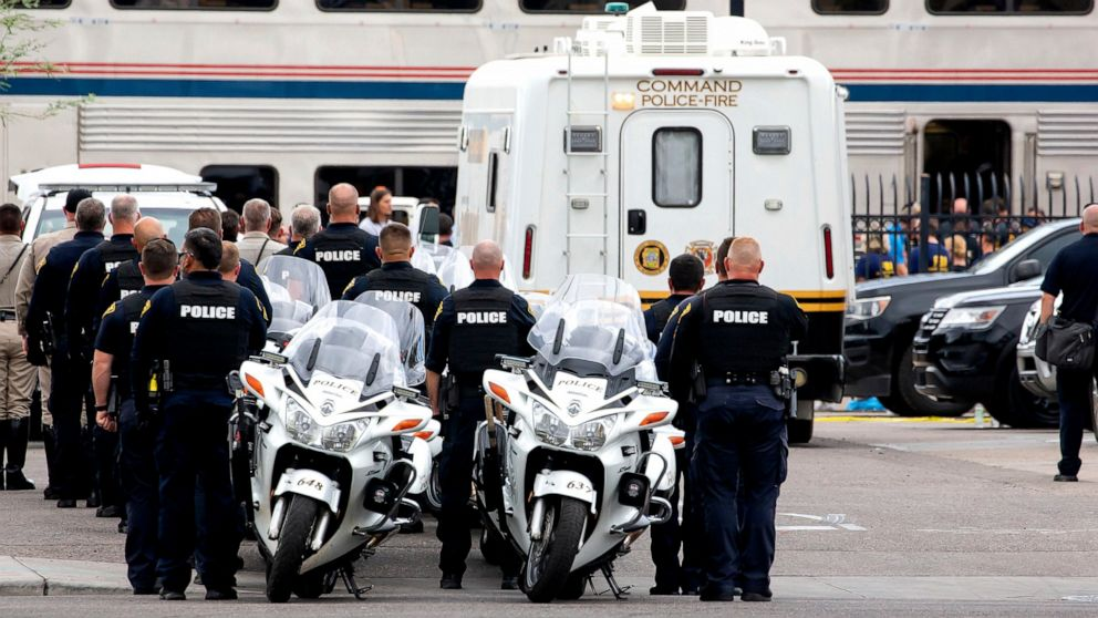 DEA agent killed in Arizona Amtrak shooting was noted leader