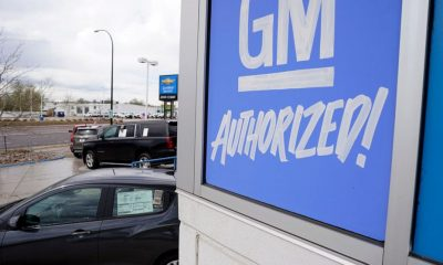 GM program to install more EV chargers across US, Canada