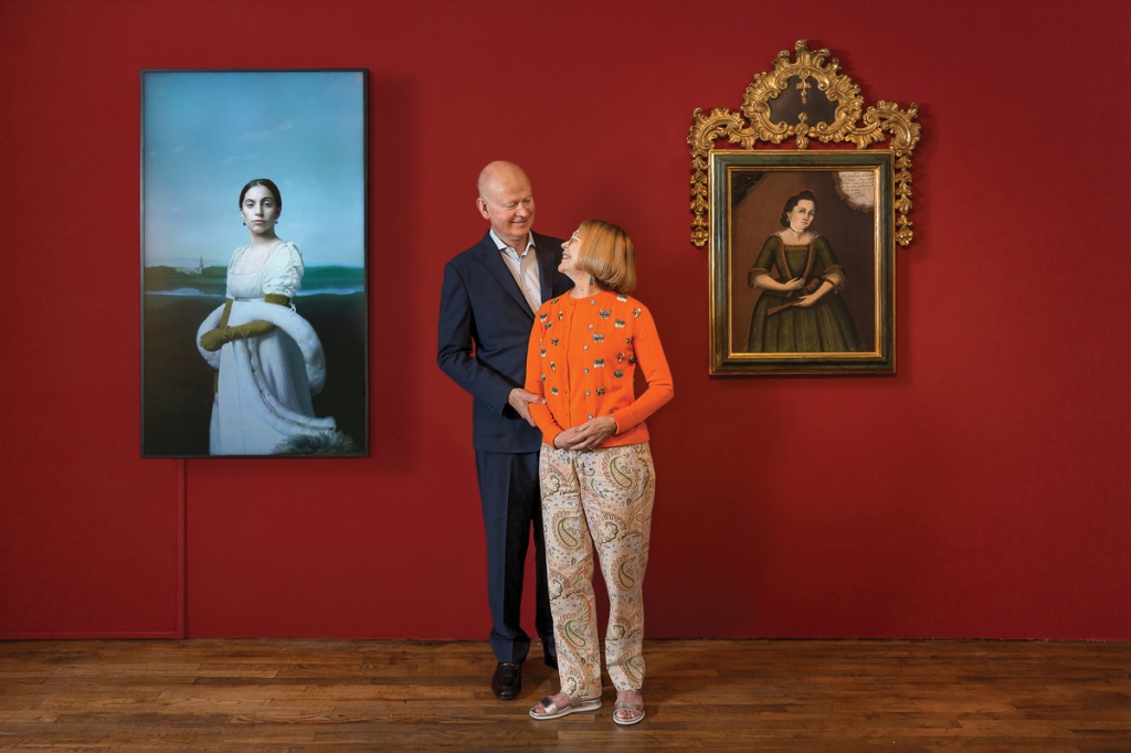 How Collectors Carl and Marilynn Thoma Conserve the Artworks They Own – ARTnews.com