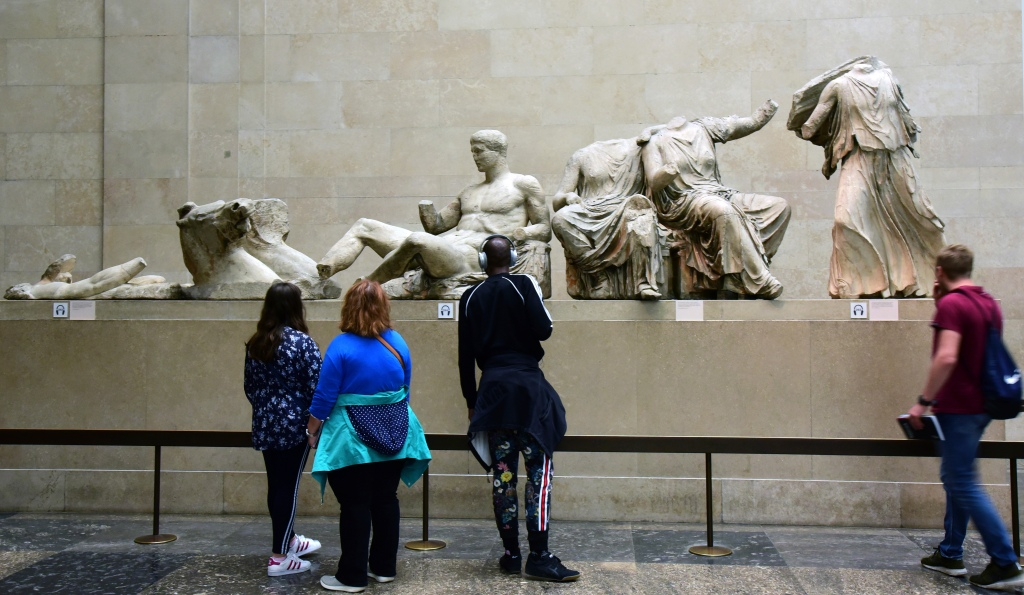 How Did the Parthenon Marbles End Up in the British Museum? – ARTnews.com