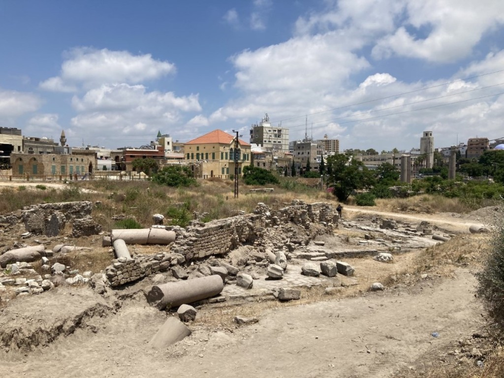 New Roman Temple Discovered in Ancient Phoenician City – ARTnews.com