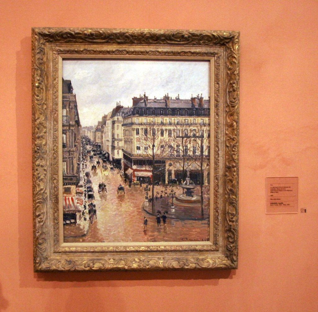 U.S. Supreme Court to Rule on the Owners of a Nazi Looted Pissarro – ARTnews.com