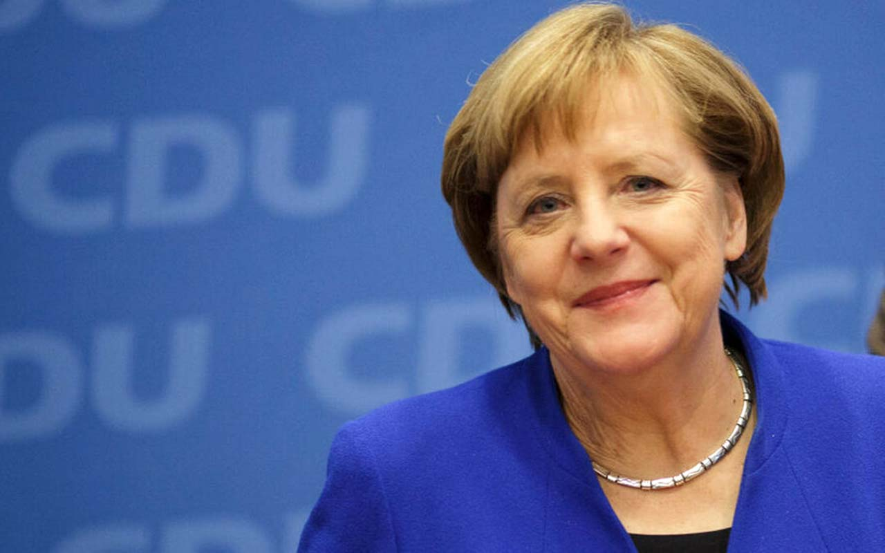 Thanks to her strong personal brand and its online promotion, Merkel served four times as head of the German government